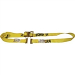 12 ft. Ratchet Strap w/ Spring E Fittings 48672-13