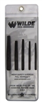 5 pc Screw Extractor Set
