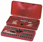 metric tap and die set