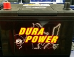 Car Battery, Advantage, Durapower