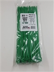 100 50LB 11.8 GREEN CABLE TIES