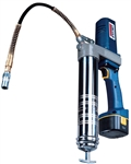 Lincoln Lubrication 1242 12V DC Cordless Rechargeable Grease Gun with Case and Charger