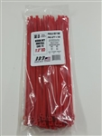 red cable ties