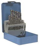 21PC COBALT DRILL SET