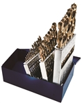 29 PC COBALT DRILL SET
