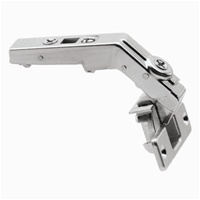 79T8500- Blum CLIP TOP- 60 degrees- Bi Fold- Screw on