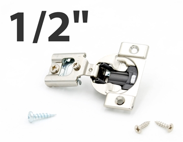 "1/2"" Overlay Blum Blumotion Hinge (SOFT CLOSE, screw-on)"