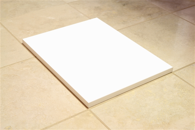 white drawer front. MATTE White Laminate Drawer Front