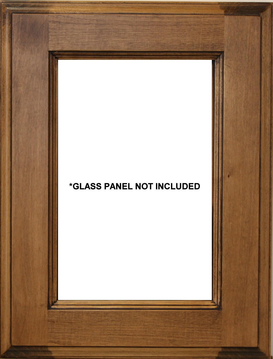 New York Glass Panel Cabinet Door · Larger Photo Email A Friend