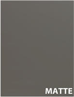 MATTE Dark Grey Sample Cabinet Door