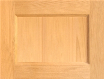 SAN ANTONIO Unfinished Drawer Fronts (inset panel)