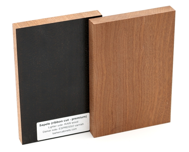 Larger Photo Email A Friend  sc 1 st  Barker Door & Sapele wood sample