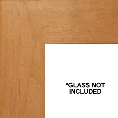 Shaker Glass Door No Panel