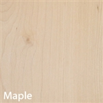 Maple Unfinished Wood Veneer 4'X8'