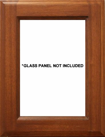 Windsor Glass Panel Cabinet Door
