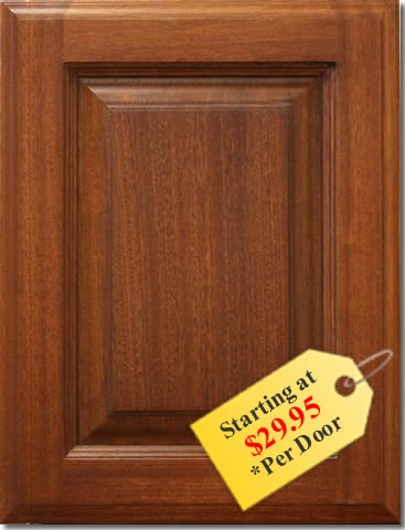 windsor raised panel cabinet doors