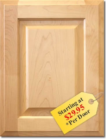 Seattle Raised Panel Cabinet Doors & Cabinet Doors Pezcame.Com