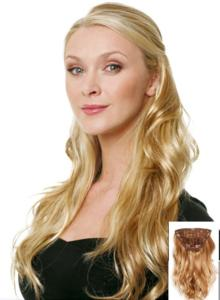 Hair-B-Tweenz Plus 7 Clip Set