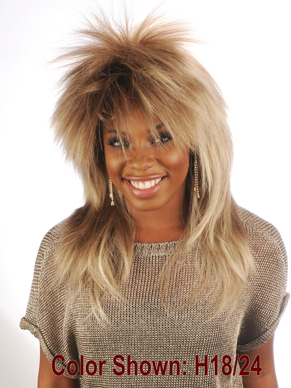 International Wigs®  Tina Turner by New Look c65996aeb0c0
