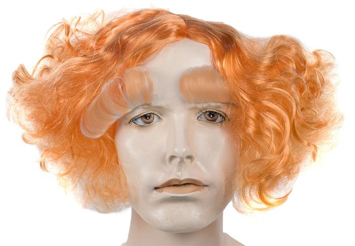 International Wigsregmad Hatter Wig Free Eyebrows