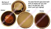 Keratin Glue Pot