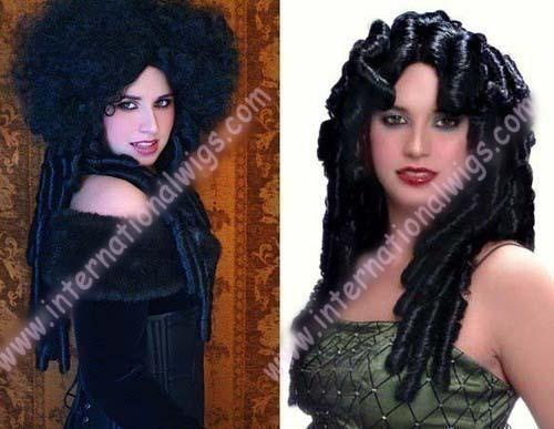 Alonge Wig