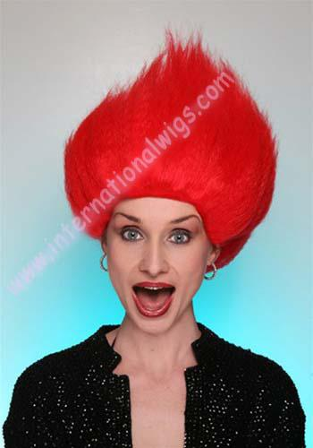 International Wigs®  Red Troll Wig- Thing 1   Thing 2 Wig f43d566d0