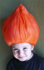 Kids Troll Wig- Thing 1 & Thing 2 Wig