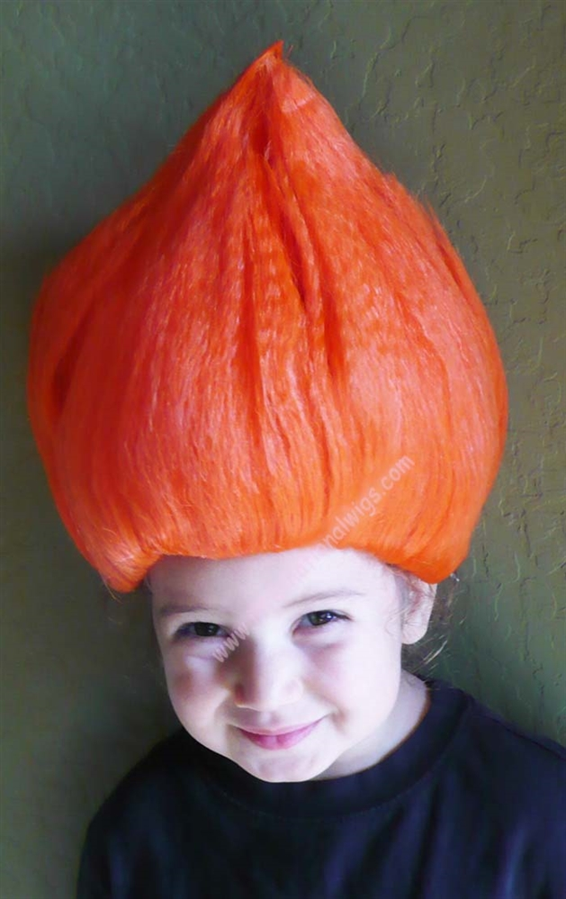 International Wigs®  Kids Troll Wig- Thing 1   Thing 2 Wig by Lacey 1e66d600f