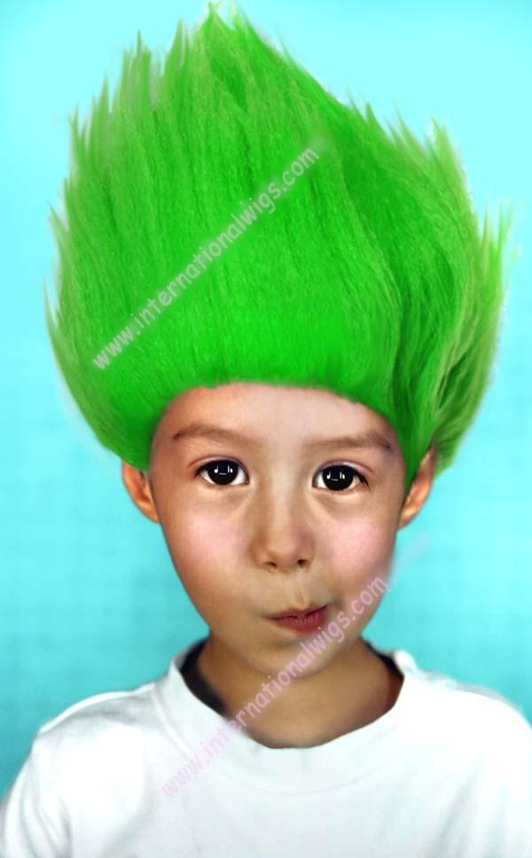 International Wigs®  Kids Troll Wig ea28449d8a7d