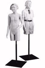 Children's 3/4 Mannequin with Metal Base