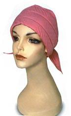 Poly Cotton Scarfette Turban