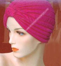 Ribbed Turban