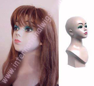 Baby Face Mannequin