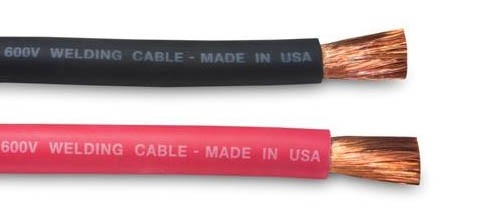2 awg battery cable 7 feet 2 AWG Diameter