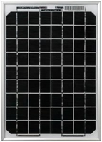 10 Watt Go Power Solar Panel