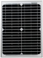 20 Watt Go Power Solar Panel