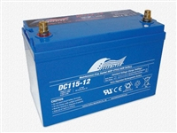 Full River DC115-12 Deep-Cycle AGM Battery