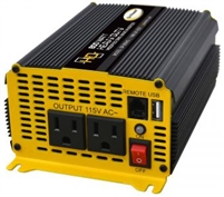 Go Power - GP-800HD Watt Modified Sine Wave Inverter
