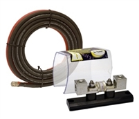 200 AMP Class T Inverter Fuse and Cable Install Kits 1100-1800 watt