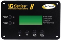 IC Inverter Remote Panel