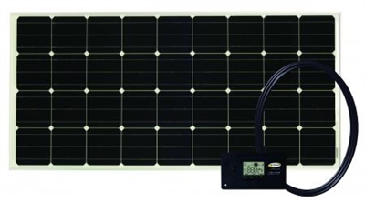 Go Power -Overlander Solar Kit (160 watts)