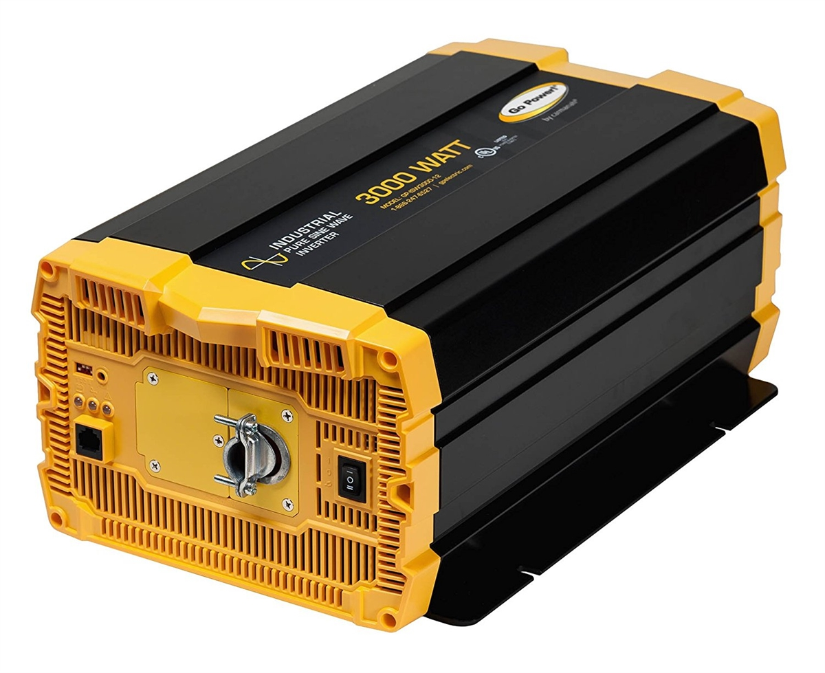 Go Power Solar Extreme Charging System 480 Watts Inverter Systerm