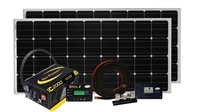 Go Power - Solar Elite Charging System