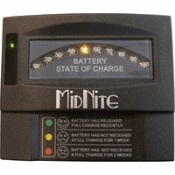 MidNite Solar Battery Monitor 12-48VDC