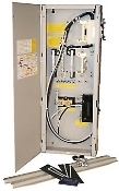 Midnite Solar E-Panel Generic E-Panel 125A 125VDC Breaker Gray Steel