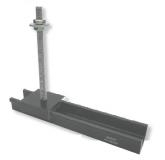 "Tile Trac 6"" Inches High"