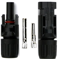 PV4 Compatible Connector Set  Male & Female