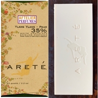 Areté Ylang Ylang White Chocolate Bar