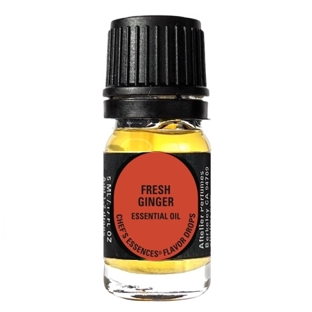 Fresh Ginger Chef's Essence